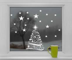 Christmas Window Decorations Stickers by Christmas Window Clings Best Images Collections Hd For Gadget