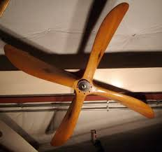 airplane ceiling fan american propeller mfg co paragon propeller fixed pitch four with