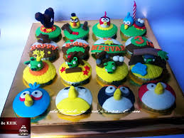 cupcake awesome angry bird cake mold angry birds party backdrop