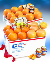 fruit gifts by mail these last minute gifts ship by priority mail for prompt arrival