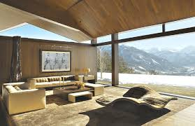 energy efficient luxury home in aspen idesignarch interior