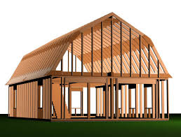 barn style roof related barn garage plans gambrel roof style home plans