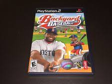 Backyard Baseball 10 Backyard Baseball Ps2 Ebay