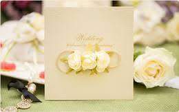 Paper Rose Wedding Invitations Online   Paper Rose Wedding     DHgate com