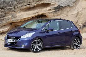 nearly new peugeot 2012 peugeot 208 w video autoblog