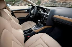 2004 Audi A4 Interior Automotivetimes Com 2013 Audi A4 Review