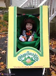 Cabbage Patch Halloween Costume Baby Charlotte Cabbage Patch Costume Halloween Costume Contest