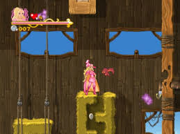 barbie musketeers screenshot 9 wii gamefaqs