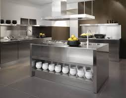 kitchen island counter decorating industrial stainless steel kitchen island counter height