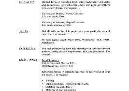 functional resume sle secretary entry level elementaryacher resume cashier resumes landman exle
