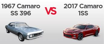 1967 camaro vs 1967 mustang how the 2017 camaro compares to the 1967 original