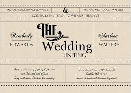 unique wedding invitation wording ideas wedding ideas tips