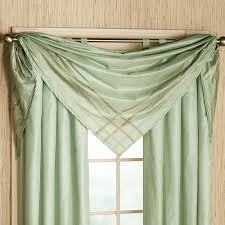 Easy Way To Hang Curtains Decorating Scarf Valance Design Idea And Decorations The Way To Hang
