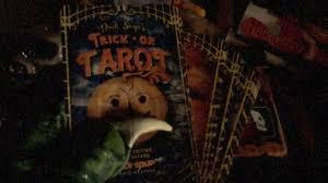 roseanne halloween episodes kickstarter campaign hopes to fund vintage halloween themed tarot