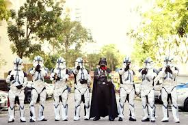 the lols wedding band wars themed wedding photos i like to waste my time
