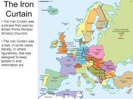 Iron Curtain Political Cartoons Iron Curtain Definition Cold War Scifihits Com