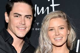 tom scandovals haircut ariana madix responds to engagement rumors with tom sandoval the