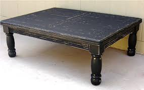 Black Trunk Coffee Table by Furniture Mesmerizing Fancy Good Brown Table And Charming 4 Legs