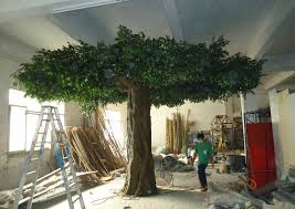 sales high simulation big artificial ficus tree sale with best