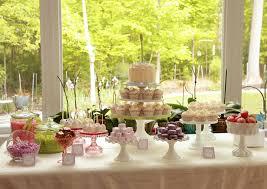 Bridal Shower Dessert Table Dessert Tables Kitchen Musings