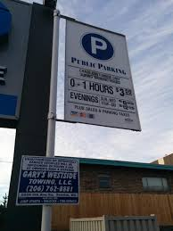 Seattle Parking Map by Chase Bank Parking In Seattle Parkme