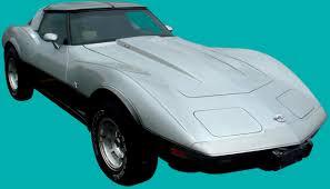 1978 corvette front bumper 1978 silver anniversary chevrolet corvette c3 decal and stripe kit