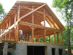 Plans To Build A Cabin Honest Abe Construction Department