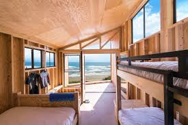 photo 3 of 5 in modern prefab cabins for california state parks