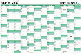 Kalender 2018 Für österreich Kalender 2018 Mit Feiertagen Ferien