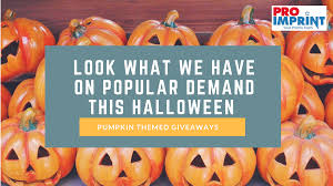 halloween gifts to make on popular demand we have added more pumpkin themed promotional