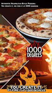 1000 degrees neapolitan pizzeria franchises fast casual pizza