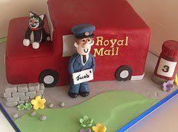 8 postman pat cakes images postman pat cake