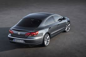 gray volkswagen passat 2013 urano gray volkswagen cc rear top view eurocar news