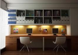 Contemporary Home Office Design Captivating Decor Modern Home - Modern home office design