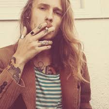 long haired skater boys guys with tattoos tattoo woohoo pinterest guy hot guys