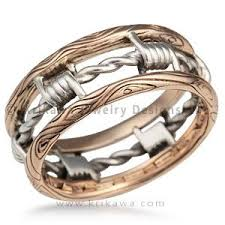 Country Wedding Rings by Wedding Rings Artisan Wedding Rings Miraculous Artisan Wedding
