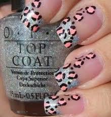50 cheetah nail designs design nail design and cheetahs