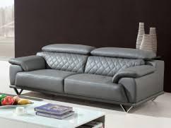 canap cuir gris canapé cuir pas cher chez la maison du canapé