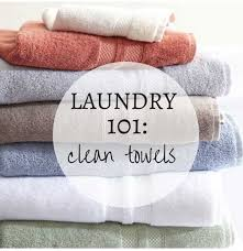 101 clean towels
