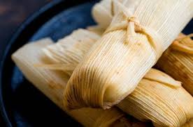 turkey tamales with guajillo cranberry mole homesick texan