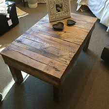 Barn Board Coffee Table Coffee Tables Hearthwoods