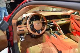 lexus lc 500 video unbelievable 2017 lexus lc 500 interior coupe live cool fantastis