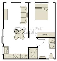 1 bedroom granny flat floor plans 1 bedroom granny flat archives granny flats australia