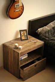 pallet nightstand pallet furniture nightstands and pallets