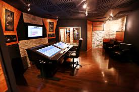 Recording Studio Desk Design by