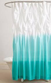 Aqua Blue Shower Curtains Best 25 Blue Shower Curtains Ideas On Pinterest Ombre Shower