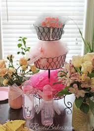 vintage pink u0026 sage ruffles baby shower cake rose bakes