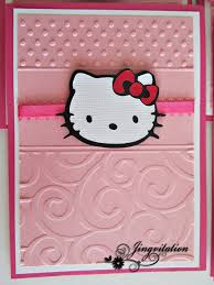 Barbie Birthday Invitation Cards Hello Kitty Birthday Party Baby Shower Invitations Jingvitations