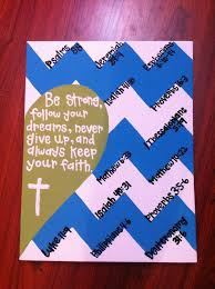 canvas painting ideas with bible verses search
