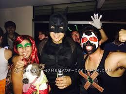 Bane Halloween Costume Poison Ivy Bane Couples Halloween Costume